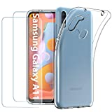 EasyAcc Case + Screen Protector (2 Packs) for Samsung