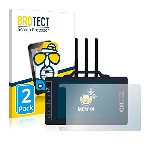 BROTECT Protector Pantalla Anti-Reflejos Compatible con SmallHD 703 Bolt Wireless Monitor (2...