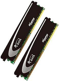 ADATA Gaming Series 4 GB (2 x 1 GB) DDR2-1066 (PC2 8500) CL6-6-6-15 Memory Kit AX2U1066GB2G62G