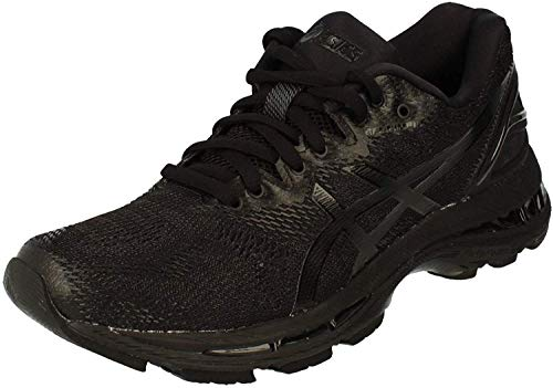 ASICS Gel-Nimbus 20 Damen Running Trainers T850N Sneakers Schuhe (UK 4 US 6 EU 37, Black Black Carbon 9090)