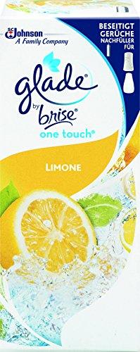 Glade One Touch Minispray Nachfüller Limone, 10 ml