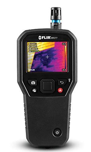 FLIR MR277 Moisture Meter, MSX IR Camera & Hygrometer for Building Inspection
