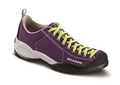Scarpa Mojito Fresh Zapatillas de aproximación dk violet/lime