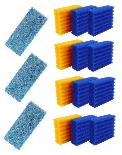 Pondlife Ersatzteil für CBF-Teichfilter - CBF-350C Ersatz-Set Filterschwämme + Japanmatten