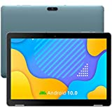 Tablet 10 Inch Android 10.0 – WINNOVO TS10 Quad Core Processor 2GB RAM 32GB ROM HD IPS Display 8MP Rear Camera WiFi GPS FM Google Verified (Blue)