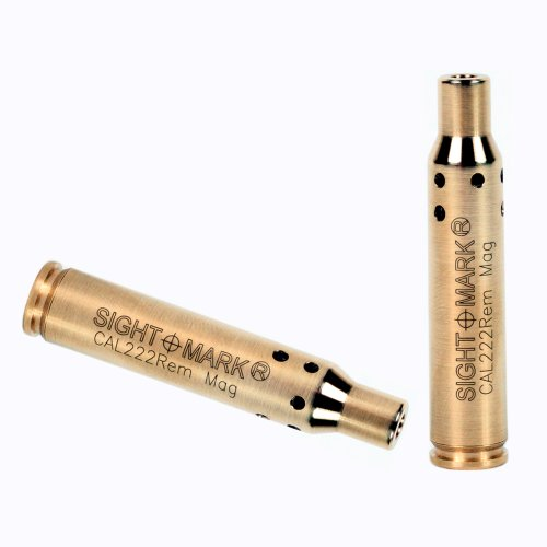 Sightmark 222 Remington Magnum 5.7mm x 47 Boresight with Red Laser