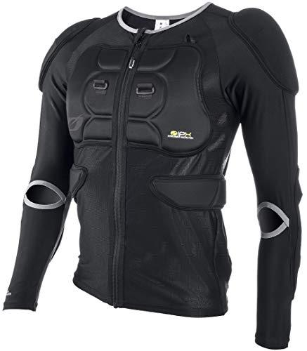 O'NEAL | Protektoren-Jacke | Motocross Enduro Motorrad | 4-Wege-Stretch-Mesh/Lycra, mit Polyurethan-Schaum, Polsterung aus Bioschaumstoff | BP Protektor Jacket | Erwachsene | Schwarz | Größe S