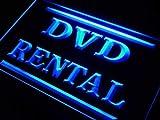 Jintora - Neon Sign - señal de neón - DVD Rental Shop Store - Tienda de Alquiler de DVD - Fiesta, Discoteca, Club, Bistro, Salón de Fiestas, Ventana