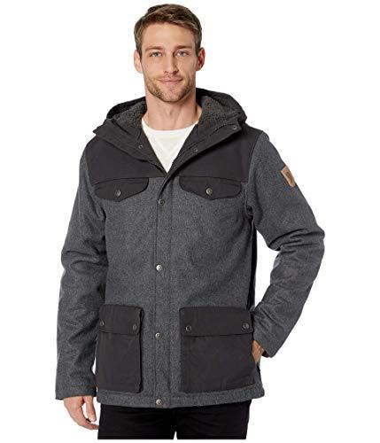 FJALLRAVEN Greenland Re-Wool Jacket M Veste Homme, Gris, XL