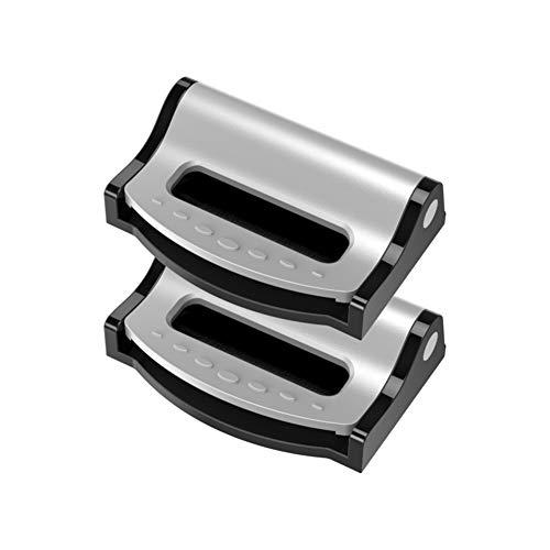EisEyen - Regulador de tensión para cinturón de Coche, Clips y Correas Ajustables