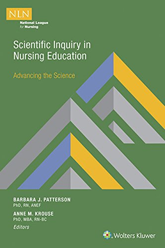41o9UPB9x3L - Scientific Inquiry in Nursing Education: Advancing the Science