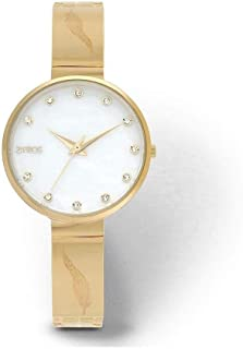 Zyros Casual Watch For Women Analog Metal، ZY612L010129