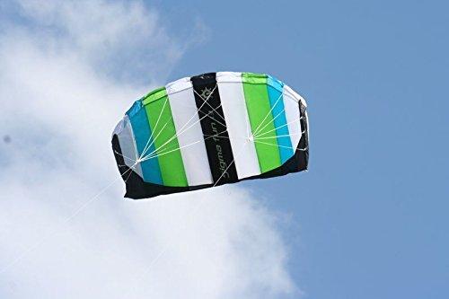 Elliot Lenkmatte Sigma Fun 1.6, blau-weiß-grün, Ready to Fly