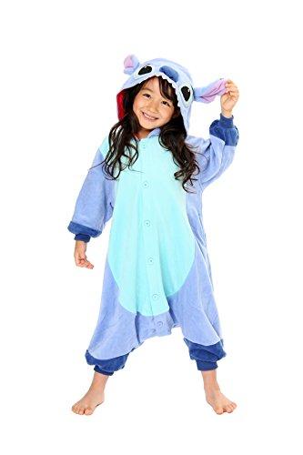 Samourai Market Disney Kigurumi Stitch Enfant