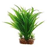 Homyl Künstliche Pflanze Terrariumpflanze Kunstpflanze für Terrarium und Aquarium -