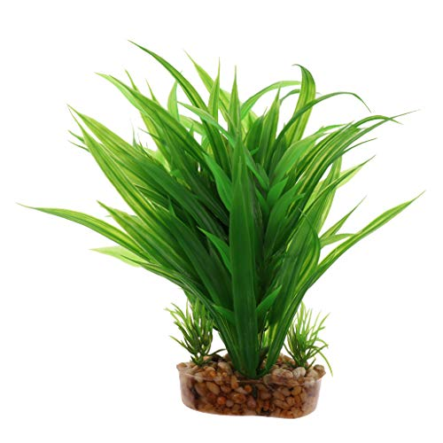perfk Künstliche Pflanzen für Terrarium oder Aquarium - Typ 1