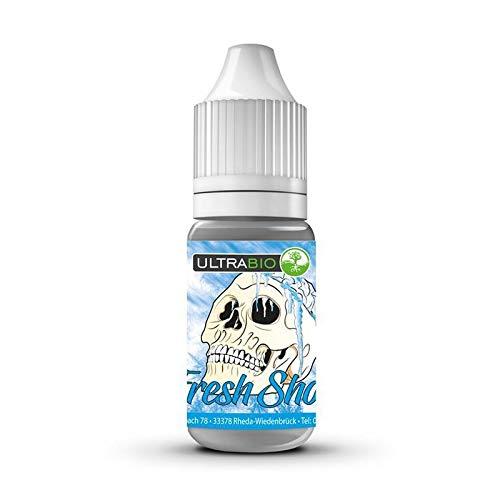 Ultrabio Fresh Shot 10ml Perfekt für jeden Dampfer, der es gerne mal etwas frischer mag. Nikotinfrei