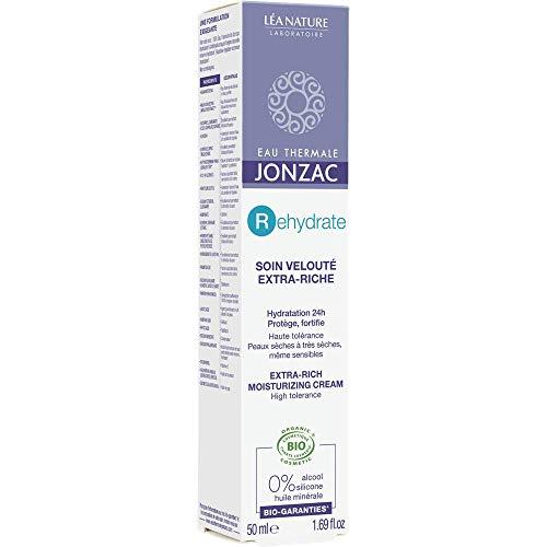 Eau de Jonzac REhydrate Soin Velouté Extra-Riche Bio 50 ml