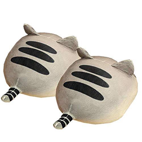 Nanrui Trade. Creative Cute Bread Cat Plush Toy Stuffed Animal Doll for Kids Birthday for Boy Christmas Girl (11.8 inches, 1-1)