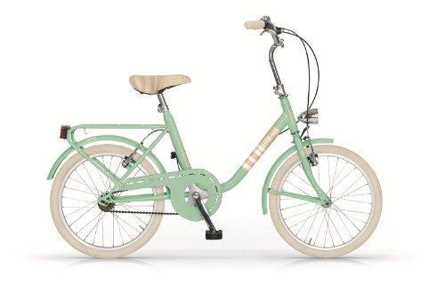 Bicicletta tipo graziella Minimal 20' Mini verde MBM