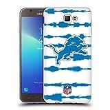 Head Case Designs sous Licence Officielle NFL Empreinte à Rayures à L'aquarelle Detroit Lions Art...