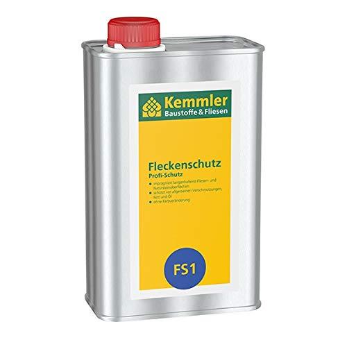 KEMMLER FS1 Fleckenschutz 1 Liter/Kanister (FS1)
