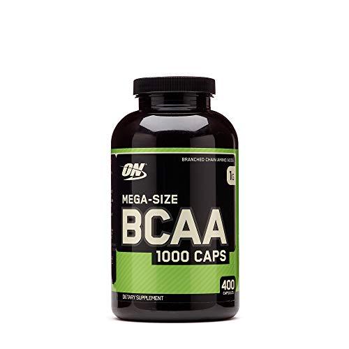 Bcaa 1000 Mega Size - Optimum Nutrition - 400 caps