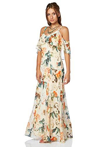 Robe longue femme fleurie