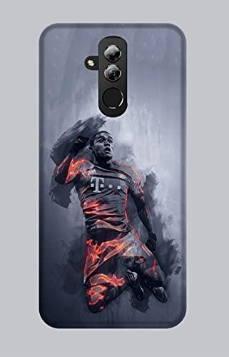 Funda blanda de TPU para Huawei Mate 20 Lite Sport 129 Bayern Munich Costa