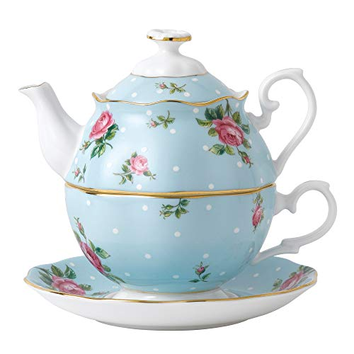 Royal Albert POLBLU12829 - Juego de té