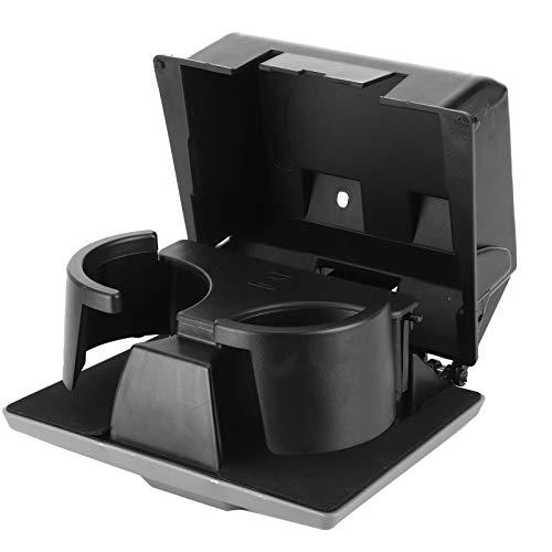 Aramox Soporte para vasos de coche, soporte de vaso de agua doble para coche, expansor de repuesto, gris 8C3Z2513562AC, accesorios, ajuste interior para F250 F350 F450 F550