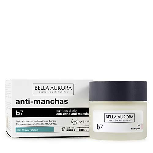 Bella Aurora B7 Crema Facial Anti-manchas Cara | Hidratante