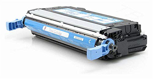 SpeedyToner Remanufactured Toner Cartridge Replacement for HP Q5951A ( Cyan )