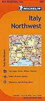 Michelin Italy Northwest (Maps/Regional (Michelin))