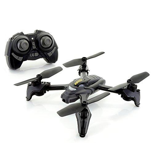 Tenergy TDR Python Mini RC Quadcopter Drone with Camera HD 720P Auto...