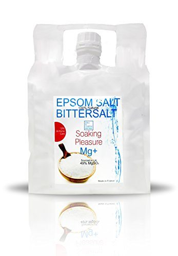 Bitterzout Epsom zout, 10 kg