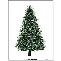 トーカイ タペストリークリスマスツリーモミの木