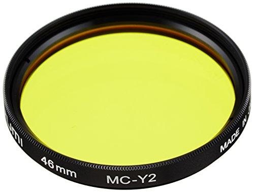 Model nummer (ongeveer twee maanden levertijd) Marmi Monochrome Fotografische Filter 46mm MC-Y2 (Geel) Gemaakt om te bestellen: 004 046 door Marumi