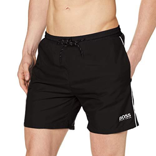 BOSS Starfish Pantaloncini Uomo, Nero (Black 007), M