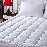 EASELAND Twin XL Mattress Pad Pillow Top...