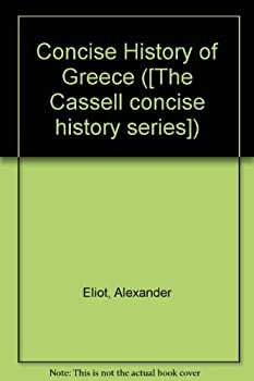 A concise history of Greece 0304290718 Book Cover
