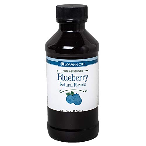LorAnn Blueberry SS (with natural flavors), 4 ounce bottle