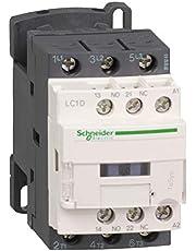 Schneider Electric LC1D18P7 TeSys D Contactor, 3P, AC-3, <=440V, 18A, Bobina 230VCA, 86mm x 45mm x 77mm