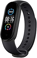 Xiaomi Band 5 Smart Fitness Bracelet Heart Rate Monitor,Sports Waterproof Wristband,2020 Latest Bluetooth 5.0 Color...