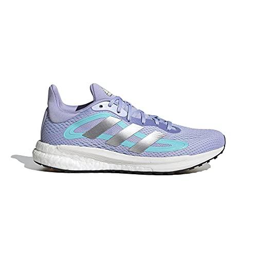 adidas Solskydd för kvinnor 4 W tävling löparskor, Tonvio Plamet Matnar - 41 1/3 EU