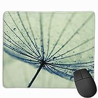 マウスパッド オフィス最適 タンポポ ゲーミング 防水性 耐久性 滑り止め 多機能 標準サイズ25cm×30cm