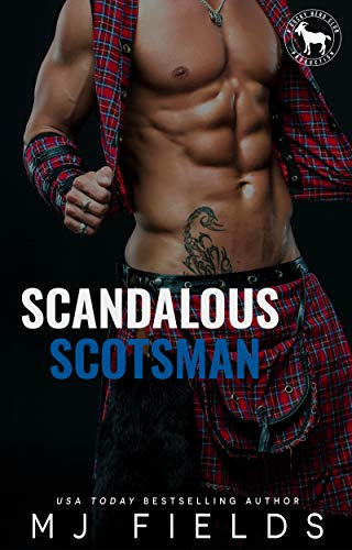 Scandalous Scotsman: A Hero Club Novel