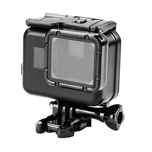 XUSUYUNCHUANG 60m Impermeable Carcasa subacuática Buceo Caso for GoPro Hero 5 Acción Accesorios Cámara
