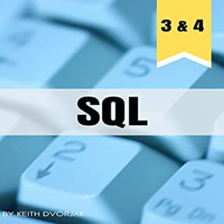 SQL: 2 Books in 1: Advanced and Elite Level SQL from the Ground Up                   By:                                                                                                                                 Keith Dvorjak                               Narrated by:                                                                                                                                 Corrie Legge                      Length: 4 hrs and 30 mins     25 ratings     Overall 5.0