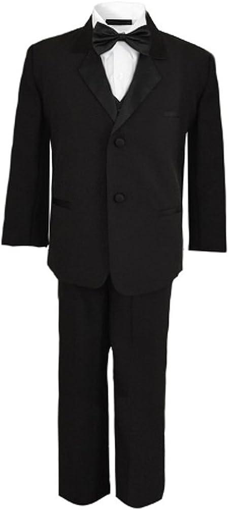 iGirldress Baby Boys' Tuxedo Suit, No Tail